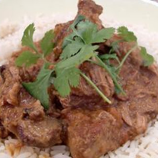 Curry Goat.