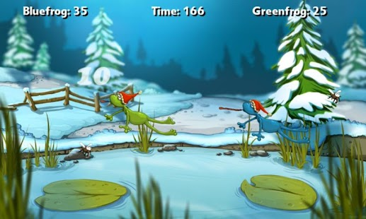 A Frog Game Winter - screenshot thumbnail