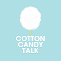 Sky Blue Cotton Candy theme icon