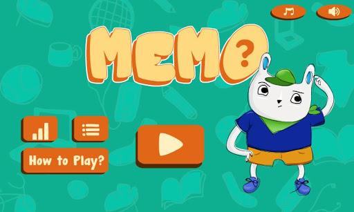 Memo - Memory Challenges