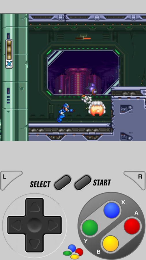SuperGNES Lite (SNES Emulator) - screenshot