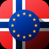 Euro - Norwegian Krone EUR NOK