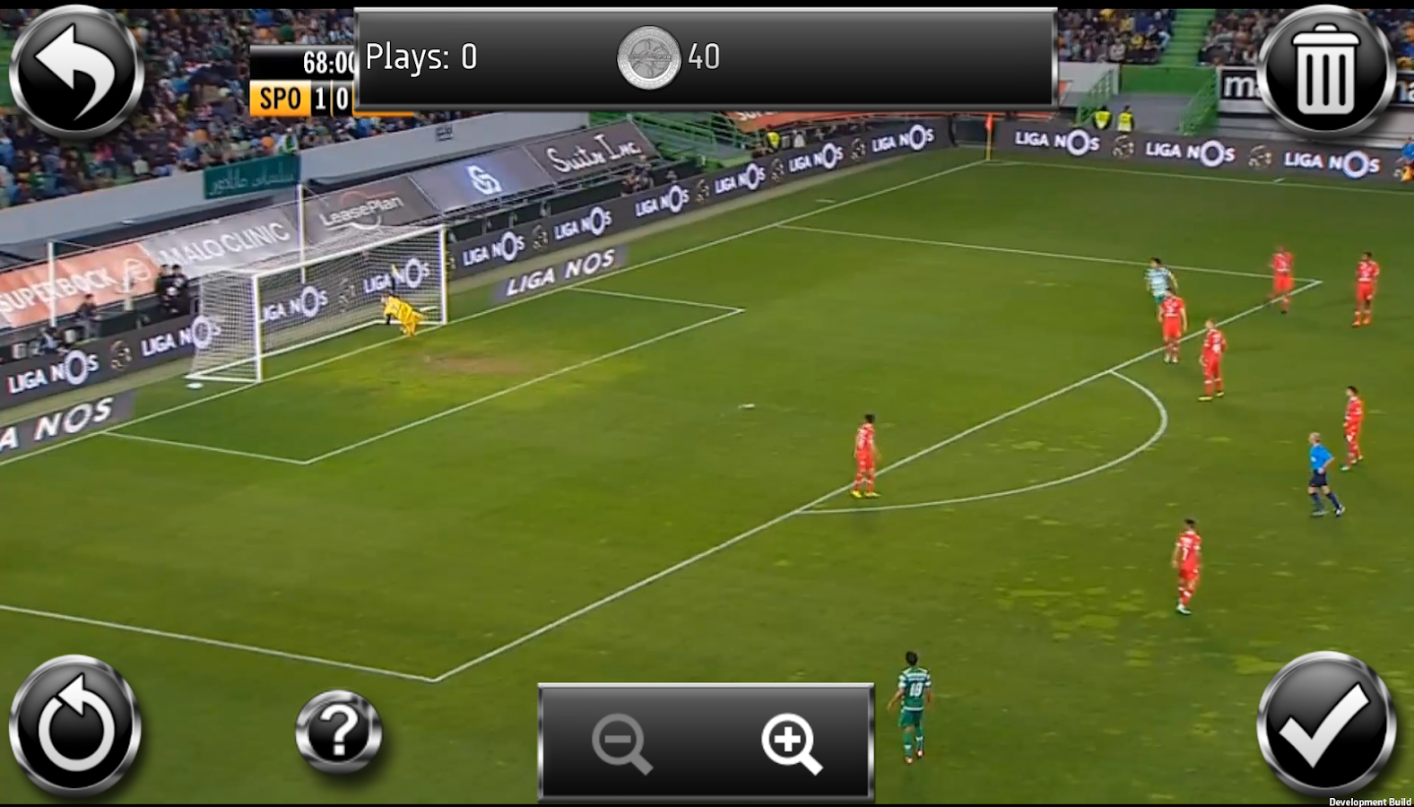 Sportsmann's Spot The Ball- screenshot