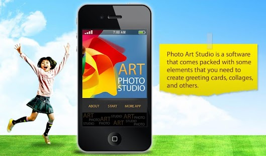 Photo Art Studio - Camera HD - screenshot thumbnail