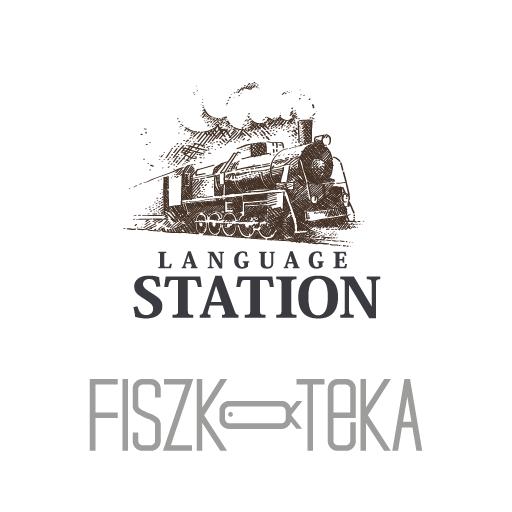 Fiszkoteka Language Station LOGO-APP點子