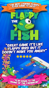 Flappy Fish- screenshot thumbnail