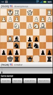 Nexus Online Chess Multiplayer- screenshot thumbnail