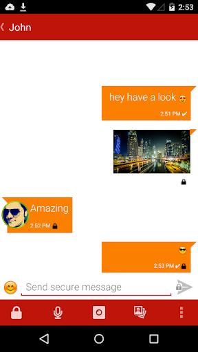 【免費通訊App】Talk Secure-APP點子
