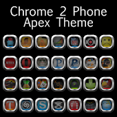 Chrome 2 Phone Apex Theme