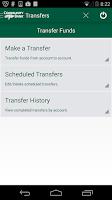 Screenshot of Community Bank's CellTeller