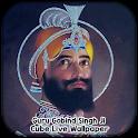 Guru Gobind Singh Ji Cube LWP icon