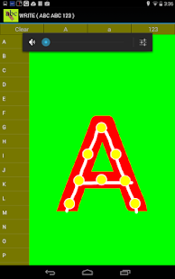 Write abc ( learnABC ) - screenshot thumbnail