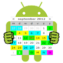 Dutyroster Shiftcalendar Free icon