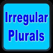 English Irregular Plurals