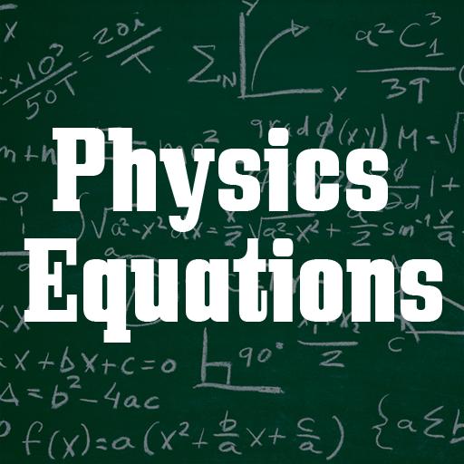 Physics Equations LOGO-APP點子