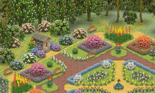Inner Garden Flower Garden 1 Android Apps On Google Play