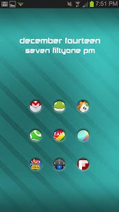 Pushy Icon Pack - screenshot thumbnail