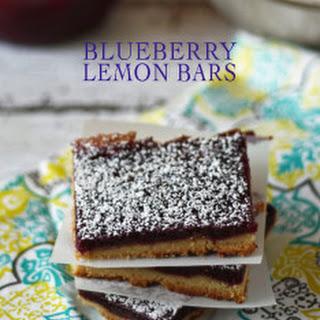 10 Best No Egg Lemon Bars Recipes