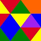 Pixelated Shapes icon