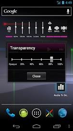 Audio Fx Widget Screenshot 7