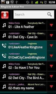 MP3 Cutter & Ringtone Maker !! - screenshot thumbnail Android এর চমৎকার ও প্রয়োজনীয় কিছু Apps