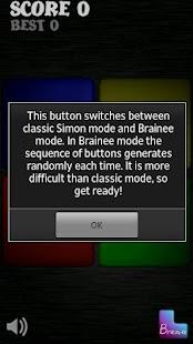 玩免費解謎APP 下載Brainee Simon Full app不用錢 硬是要APP