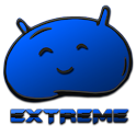 JB Extreme Launcher Theme Blue APK Cracked Download