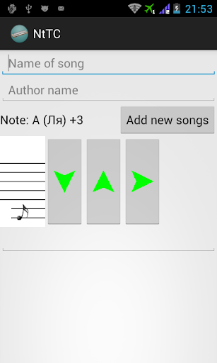Note to tablature converter