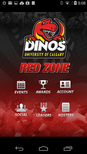 Dinos Red Zone
