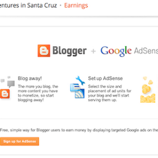 How to enable Google Adsense on Blogger?