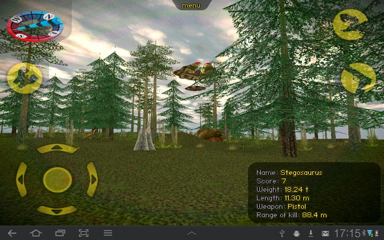Carnivores: Dinosaur Hunter - screenshot
