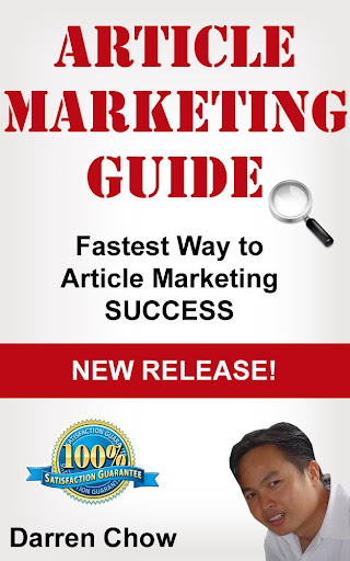 Article Marketing Guide