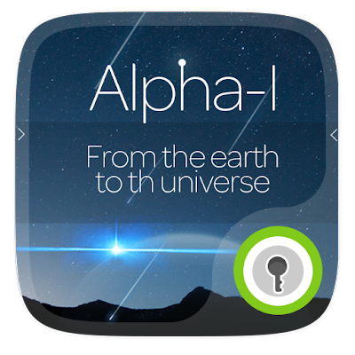 Alpha-I GO Locker Theme