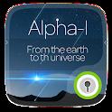 Alpha-I GO Locker Theme icon