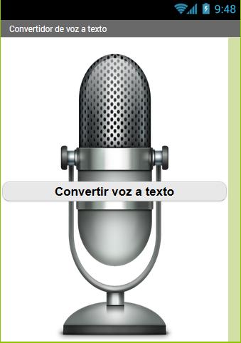 Voz A Texto