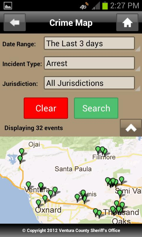 VCSO - screenshot