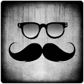 Mustache Beard Glasses Changer