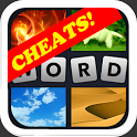 4 Pics 1 Word! PRO cheats icon