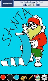 Coloring for Kid - Christmas- screenshot thumbnail