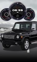 Screenshot of Mercedes Benz G500 Compass LWP