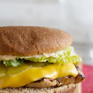 Santa Fe Grilled Chicken Sandwich