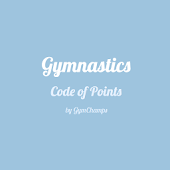 Gymnastics Code of Points (WA)