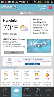 KHON2 - Honolulu News, Weather - screenshot thumbnail