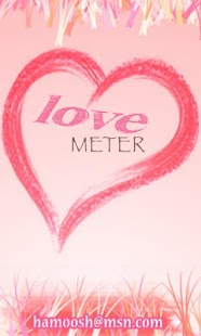 Love Meter - - screenshot thumbnail