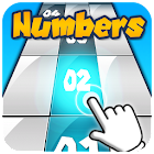 Numbers : Tap The Black Tile icon