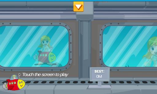 Dora Submarine