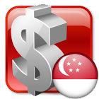 Singapore Currency Converter icon