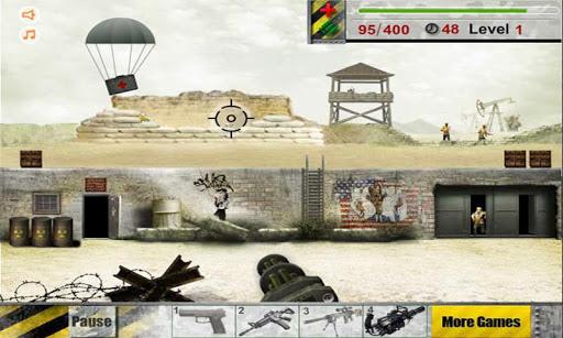 Elite Commando Counter Strike