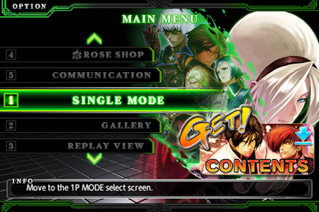 THE KING OF FIGHTERS-A 2012(F) 1.0.4 screenshot 14336
