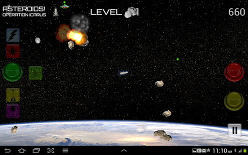 Asteroids! Operation:Icarus - screenshot thumbnail